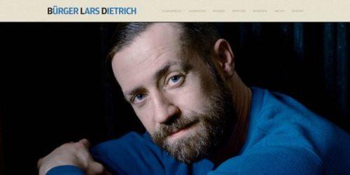 Bürger Lars Dietrich - Homepages 4U - Creative Webdesign