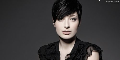 official website of german TV-Moderator Kathy Weber